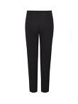 Jogging Pants With Silk Satin Side Bands