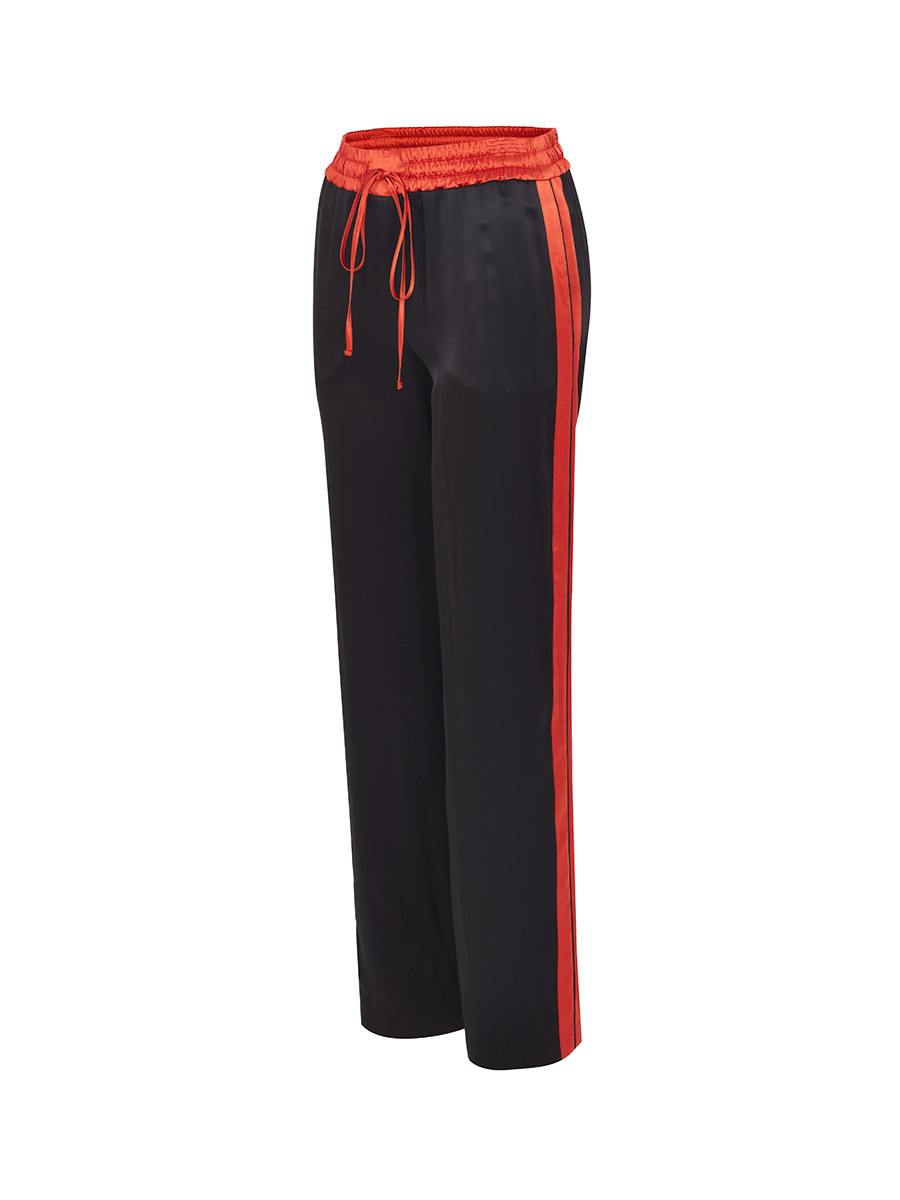 Drawstring Pants Regular Fit