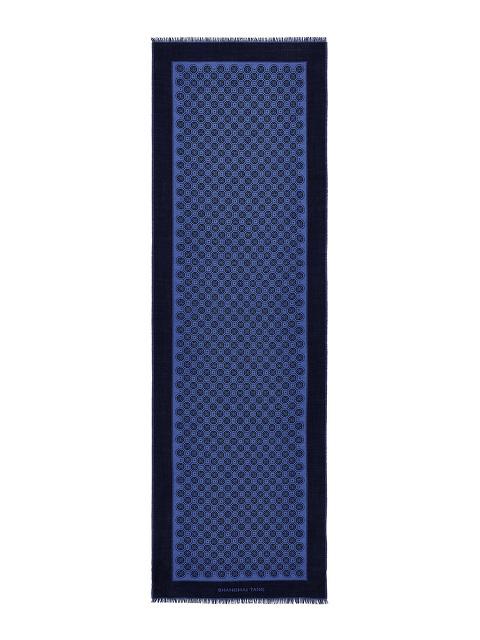 Symbol Print Scarf