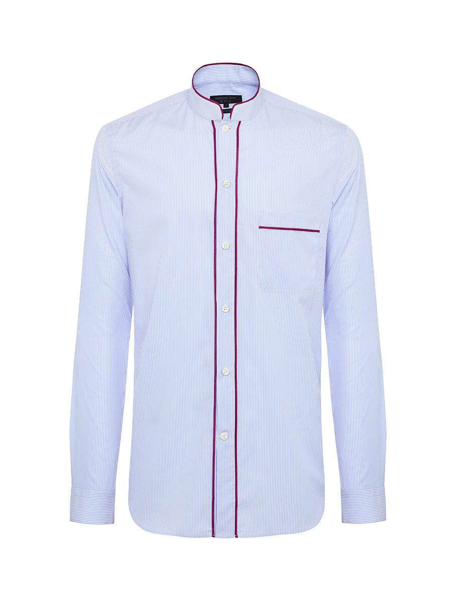 Printed Pajama Shirt