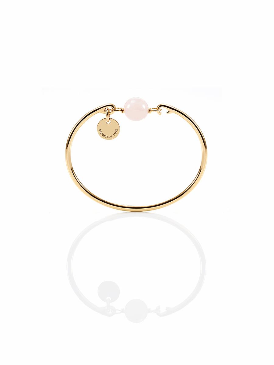 Bracelet With Quartz
