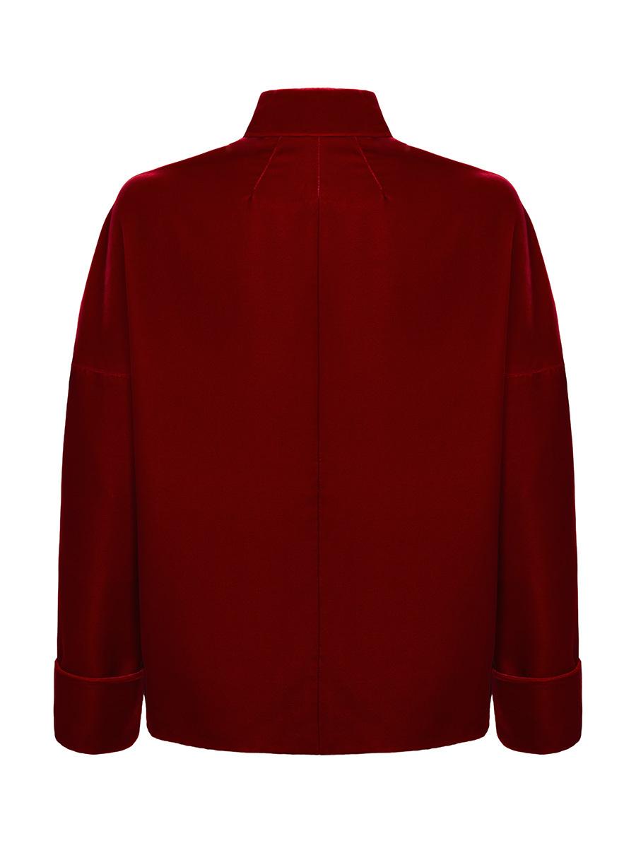 Velvet Tang Jacket