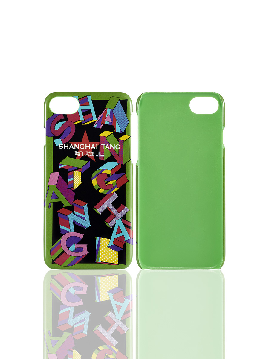 Shanghai Tang Logo - iPhone Case 8