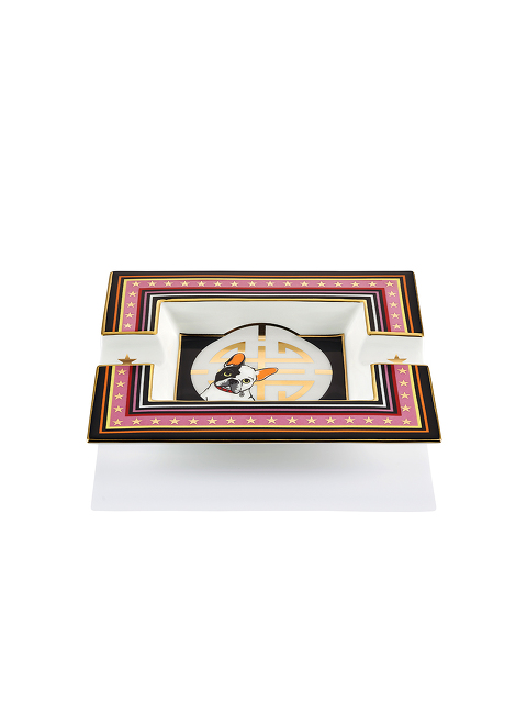 Laki Shou Fine Bone China Ashtray