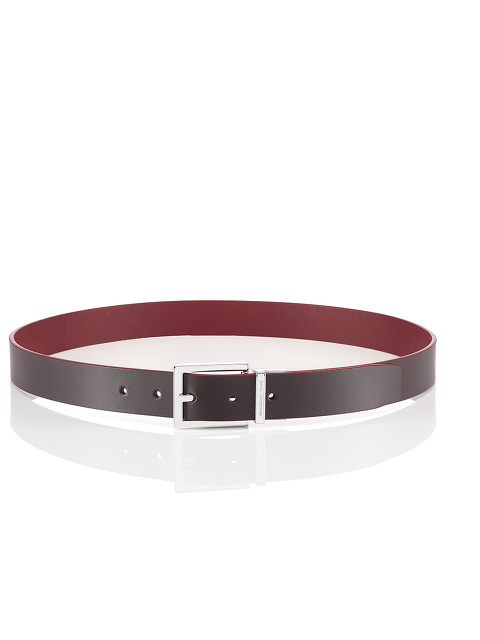 Reversible Square Buckle Belt