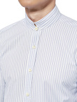 Stand Up Collar Shirt