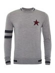 Star Crew Neck Sweater