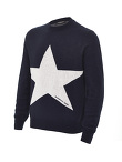 Felt Star Sweater