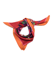 Metamorphosis Silk Twill Foulard