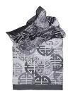 Silk Modal Shou Scarf