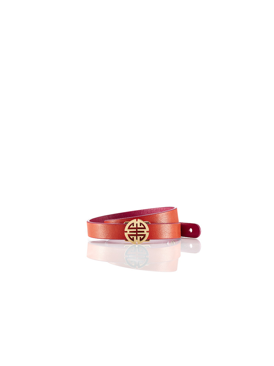 Shou Leather Bracelet
