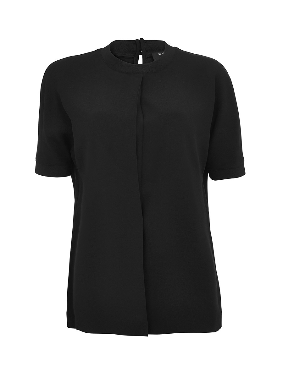 Cady Short Sleeve Blouse