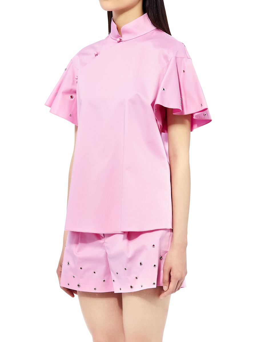 Cotton Qipao Blouse