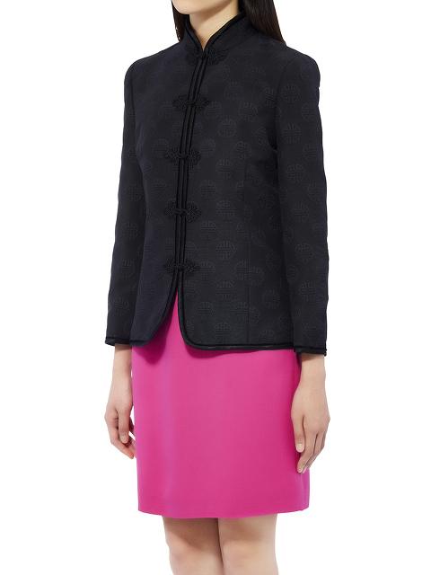 Shou Jacquard Chinese Jacket