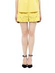 Shorts With Eyelets