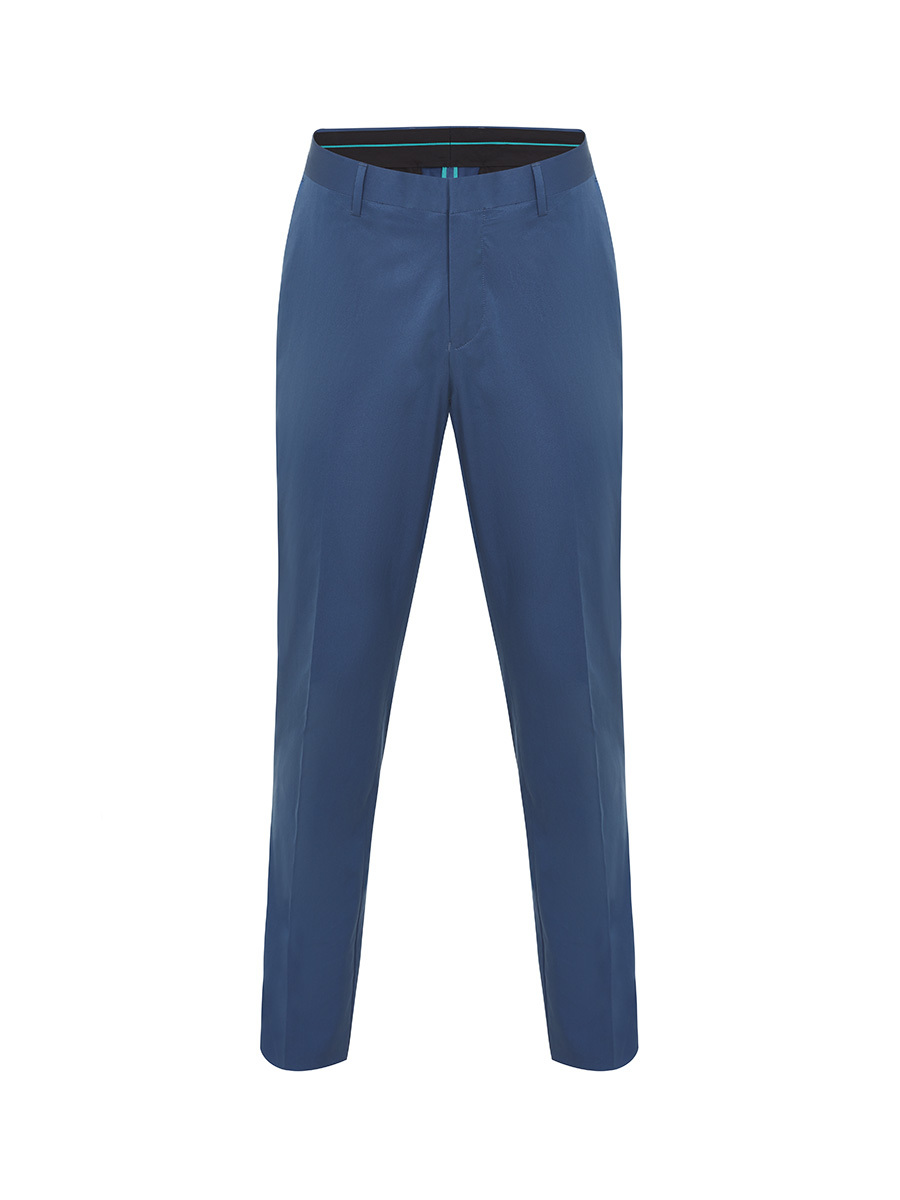 Cotton Slim Fit Pants