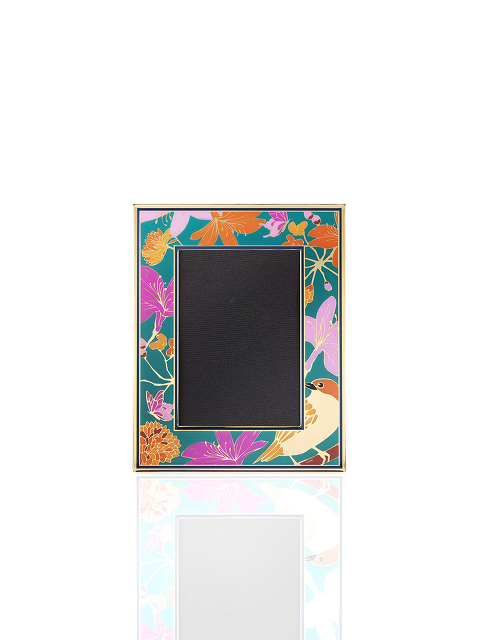 3R Bird Enamel Photo Frame
