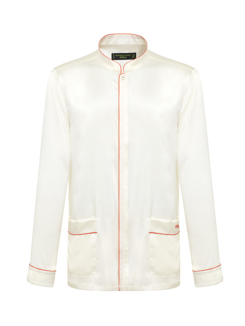 Silk Satin Pyjama Shirt