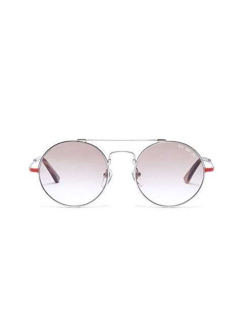 'The Poet' Wire Round Sunglasses