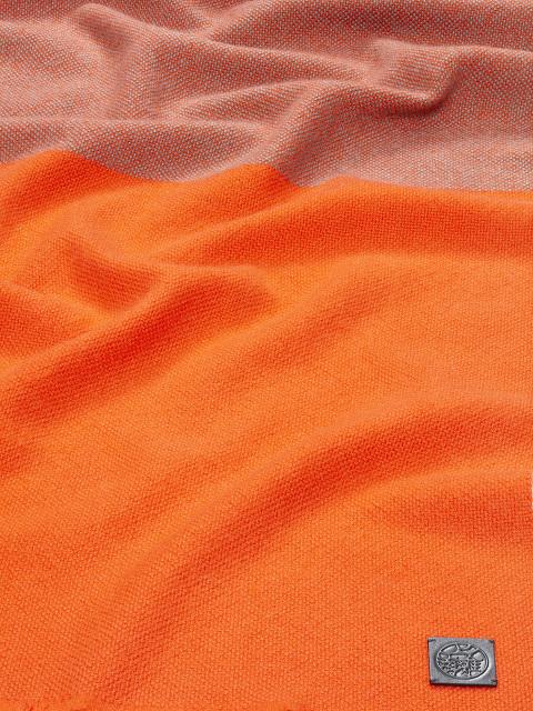 Colourblock Cashmere Scarf