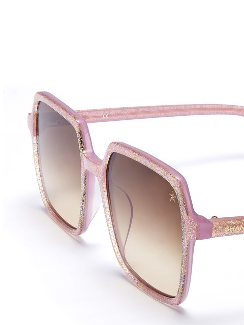 'Disco' Glitter Sunglasses