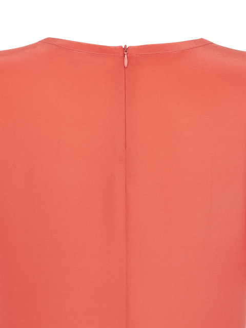 Silk Satin Boxy Top