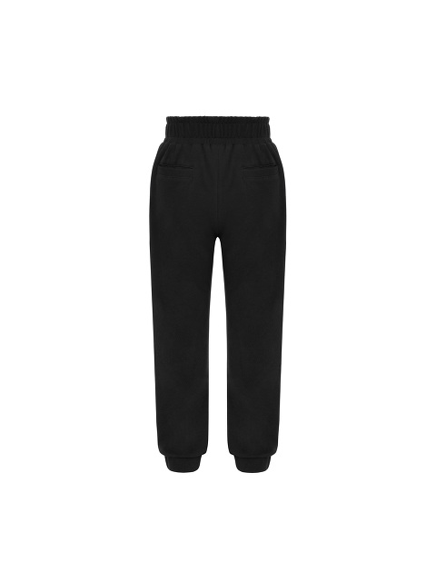 Kids Cotton Piqué Jogging Pants