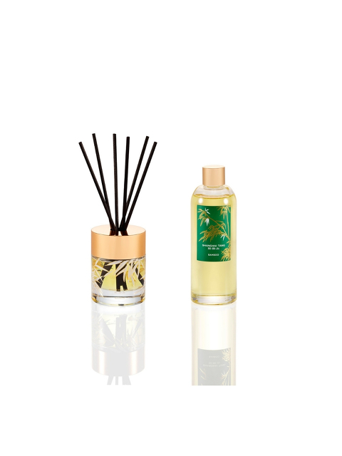 Bamboo Diffuser Diffuser & Refill Set