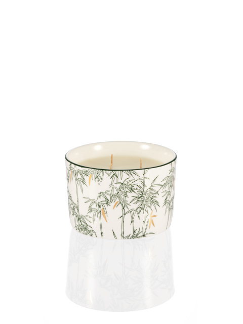 Bamboo 3-Wick Scented Candle 440g