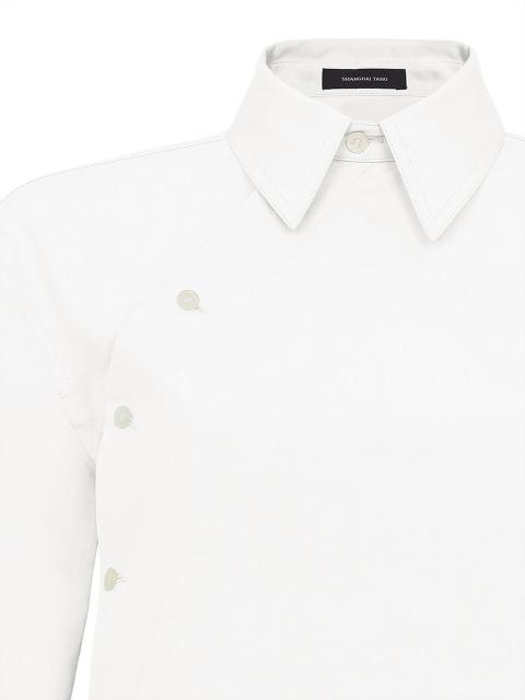 Yuni Ahn for Shanghai Tang Short Sleeve Qipao Shirt