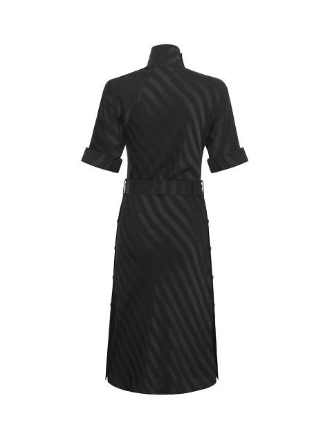 Yuni Ahn for Shanghai Tang Split Qipao Collar Dress