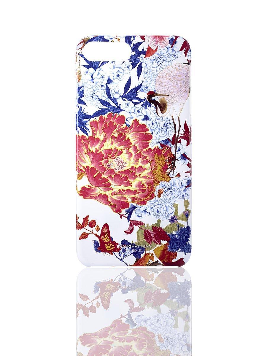 Floral Skull Iphone 7 Plus Case