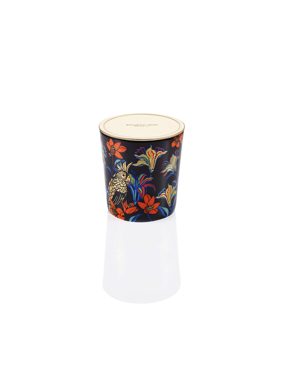 Forbidden Garden Bone China Scented Candle – Enchant