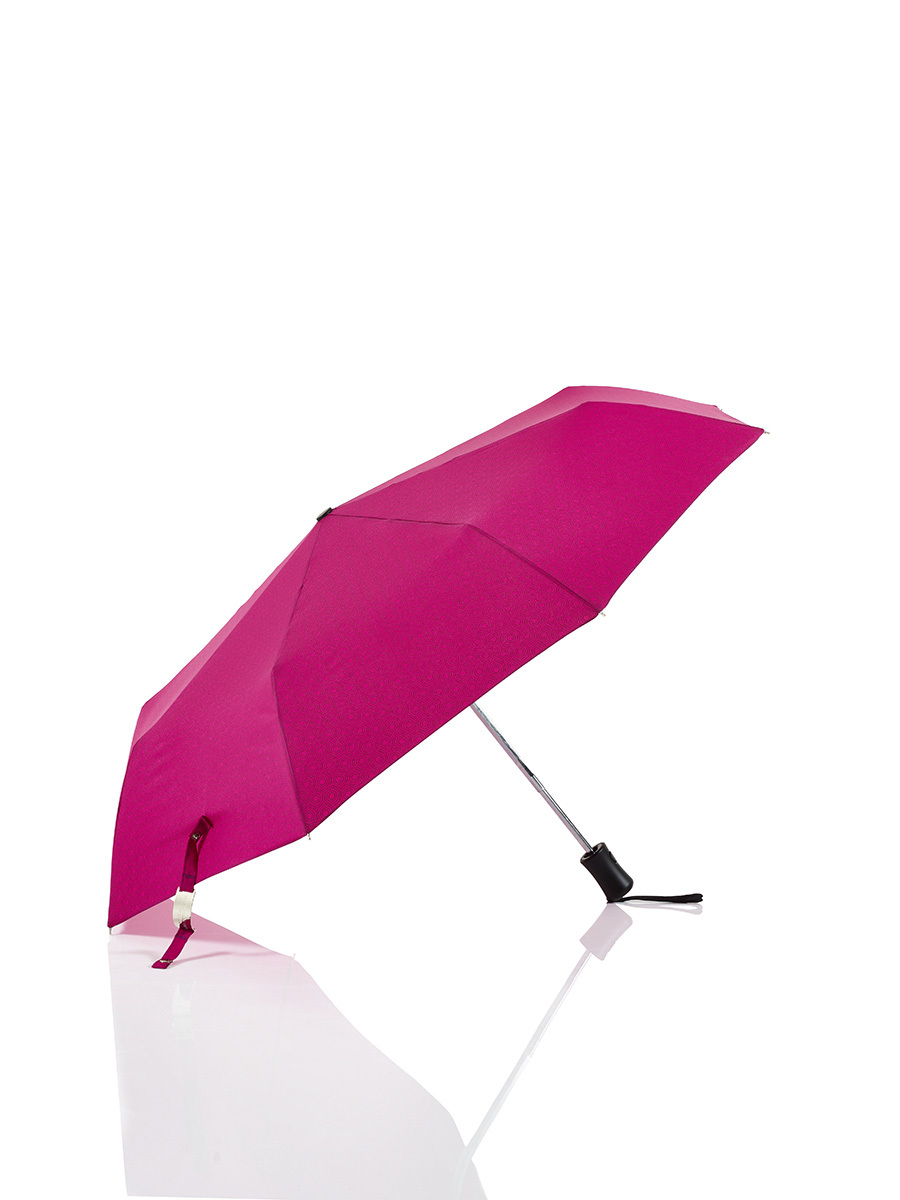 Ripple Print Travel Umbrella