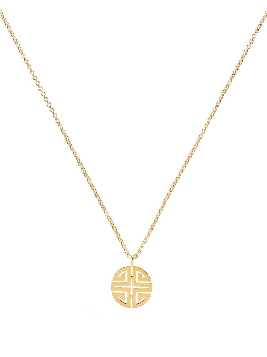 Shou Pendant Necklace