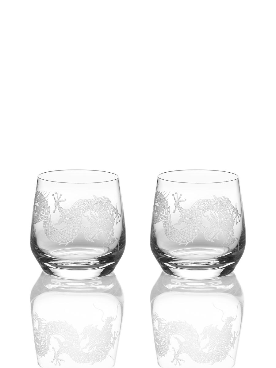 Dragon Whisky Glass Set of 2