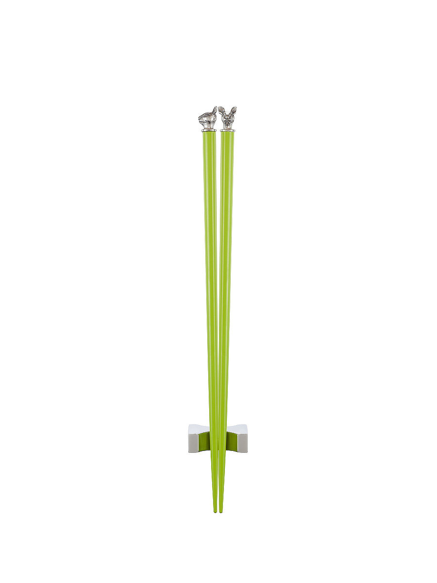 Chinese Zodiac Chopsticks — Rabbit