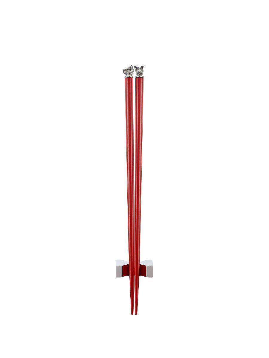 Chinese Zodiac Chopsticks — Pig