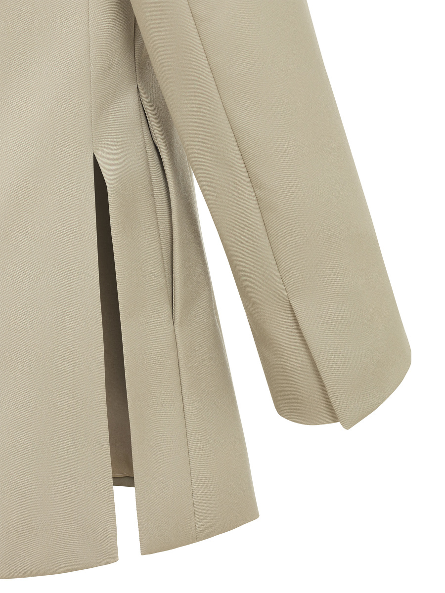 Yuni Ahn for Shanghai Tang Wool Blazer