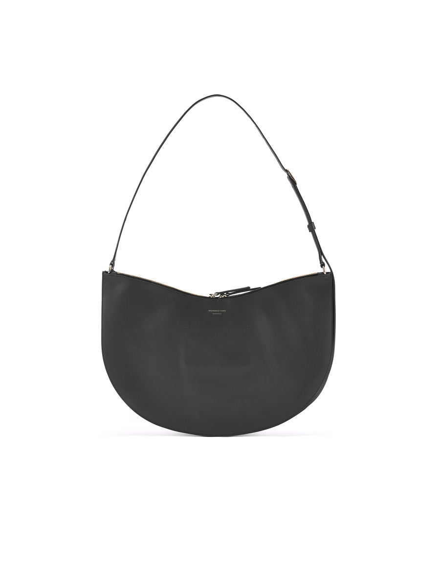 Yuni Ahn for Shanghai Tang Leather Fortune Cookie Bag
