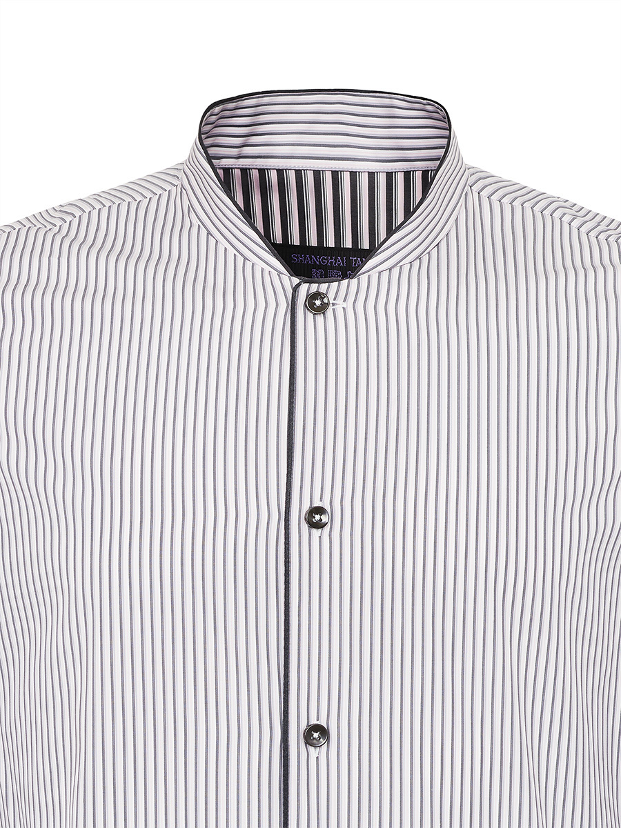 Shirt With Piping