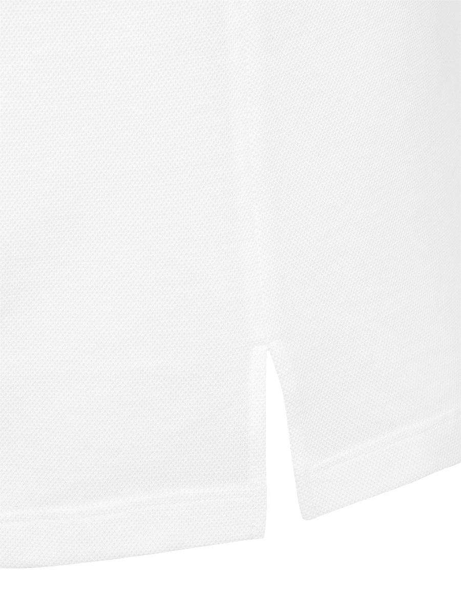 White Bib Shirt