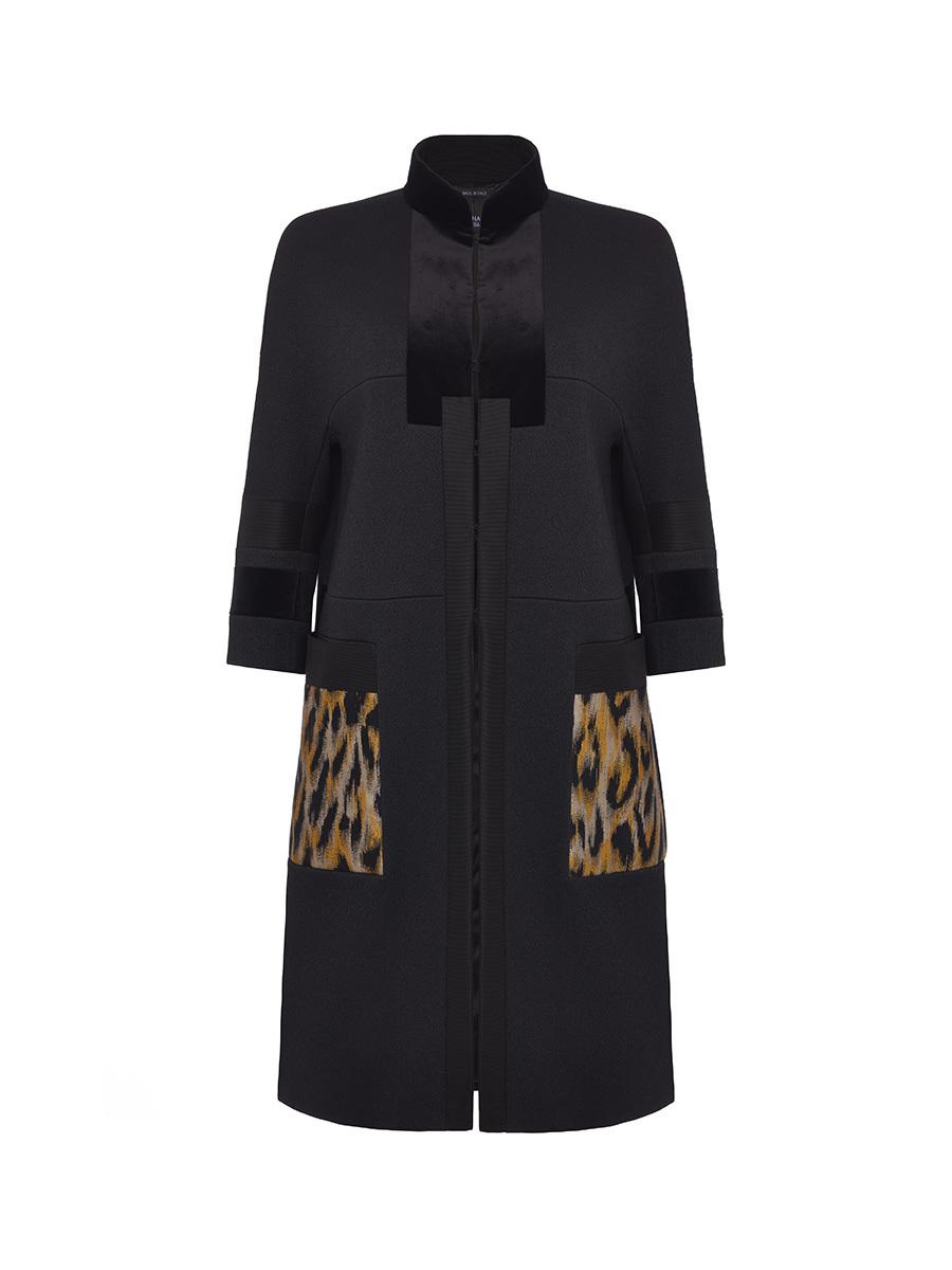 Patchwork Overcoat