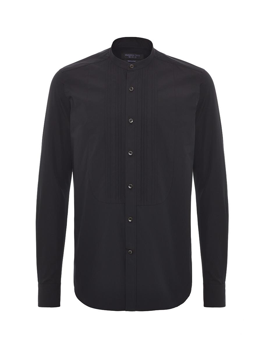 Cotton Tuxedo Shirt