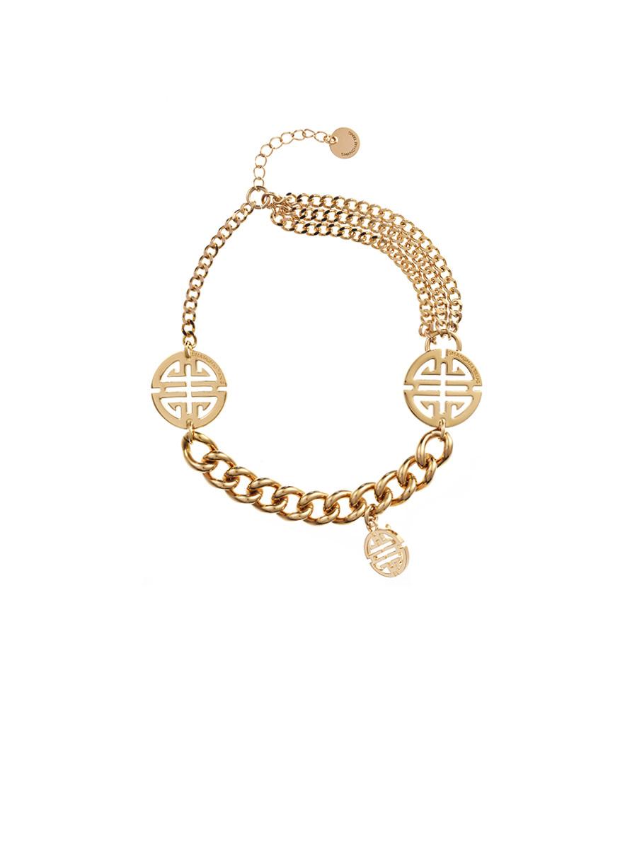Shou Heavy Chain Bracelet