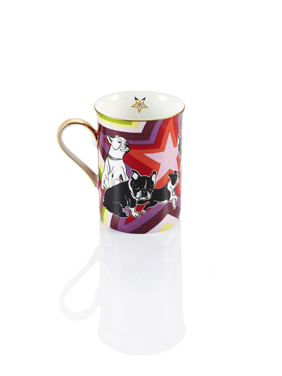 Laki Star Fine Bone China Mug