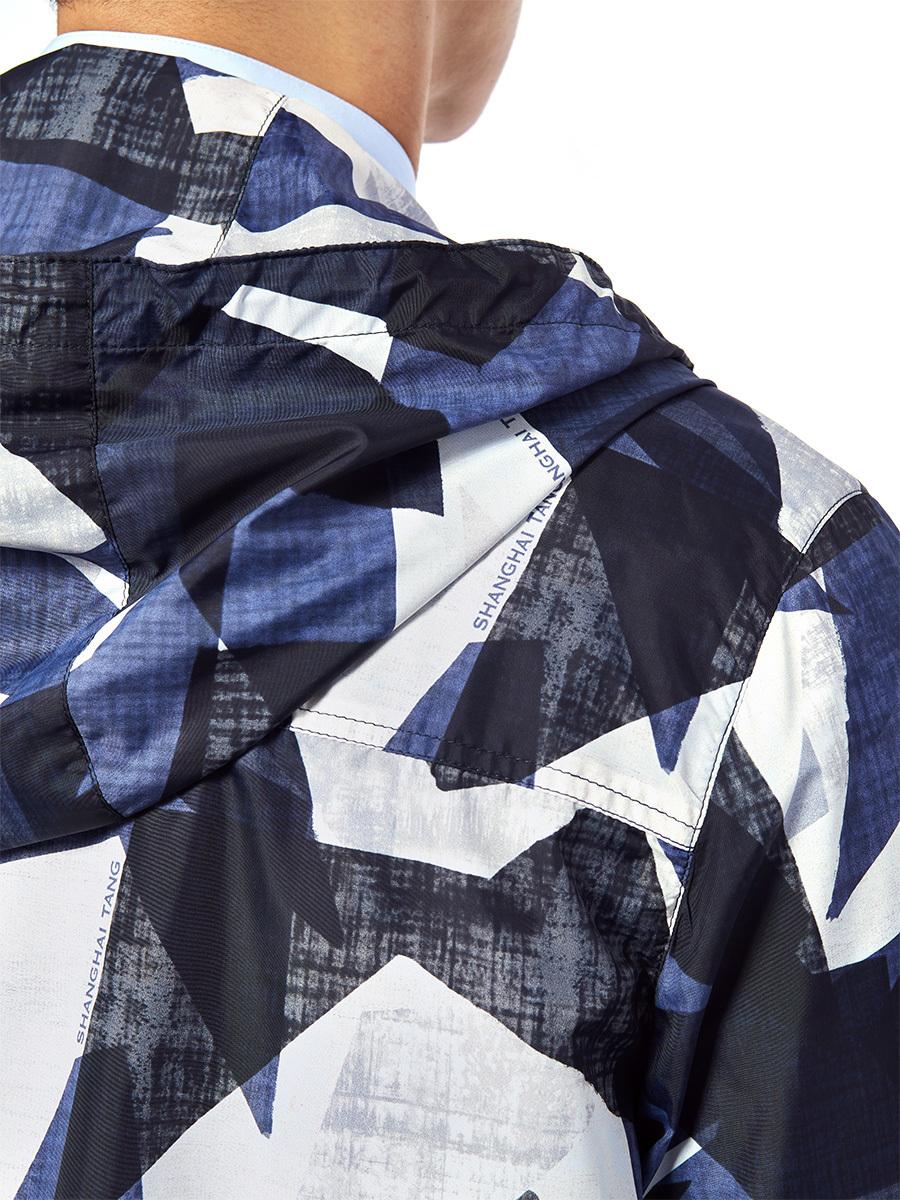 Nylon Hoodie Jacket