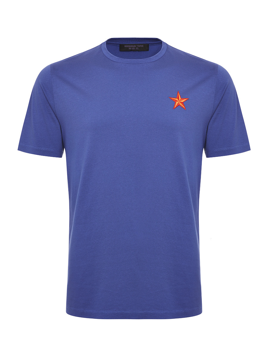 Star Embroidery T-shirt