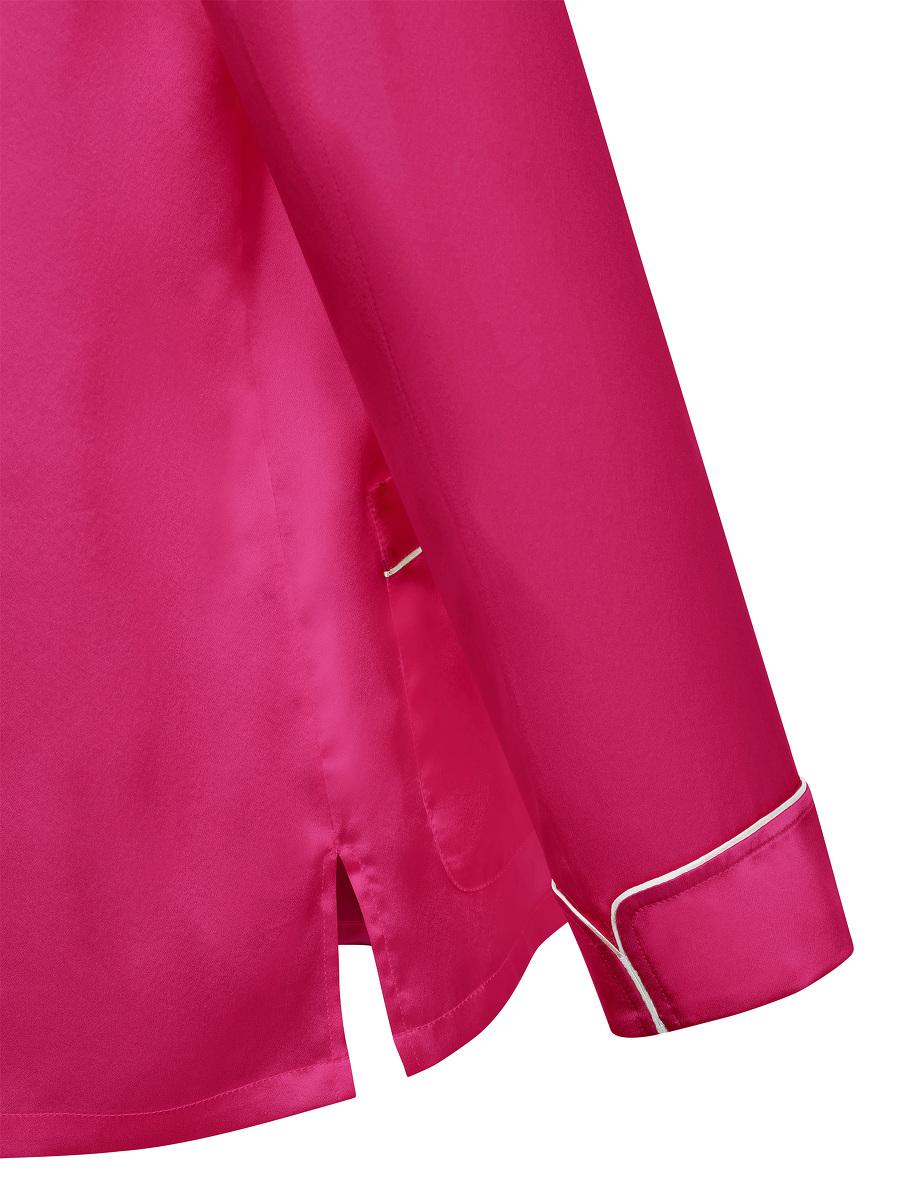 Silk Satin Pyjama Shirt