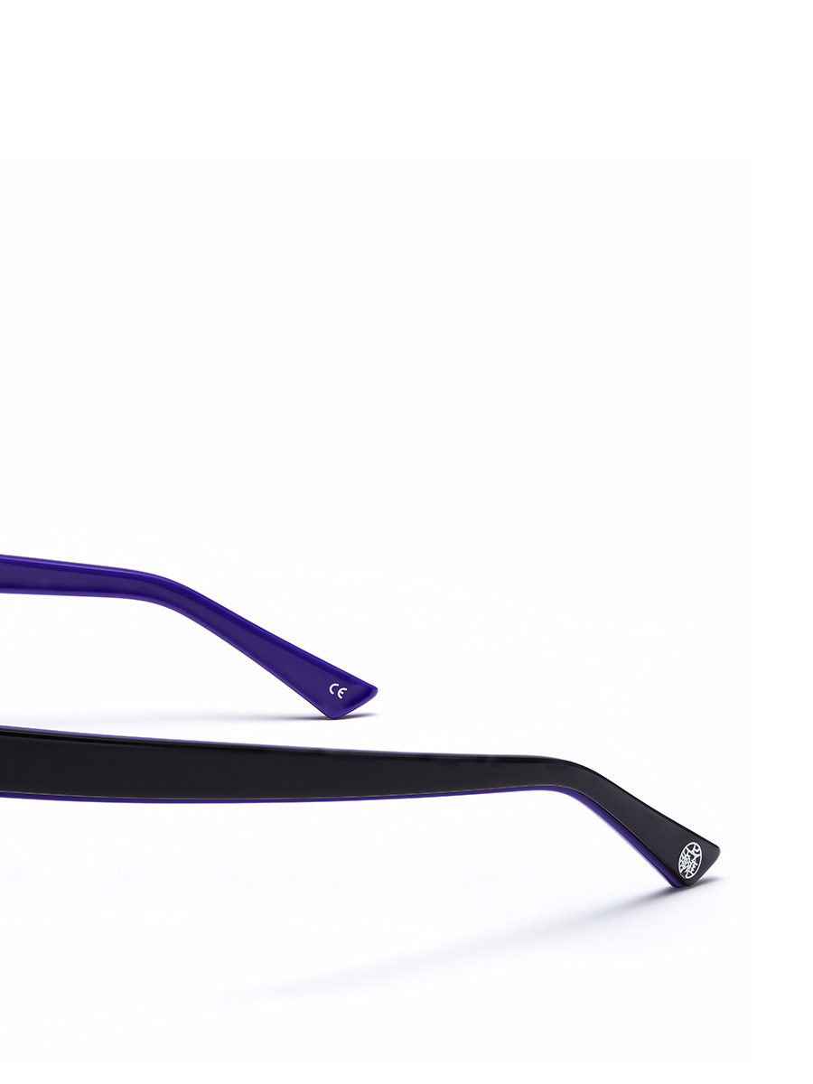 'Razer' Metal Front Sunglasses